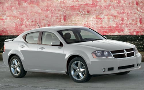 Product picture DODGE AVENGER OWNERS MANUAL 2008-2010 DOWNLOAD